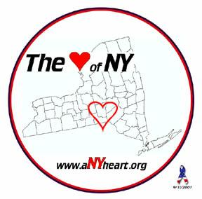 Heart (Heartland)  of New York